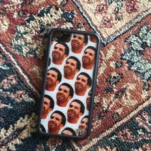 Drake wildflower case iPhone 7